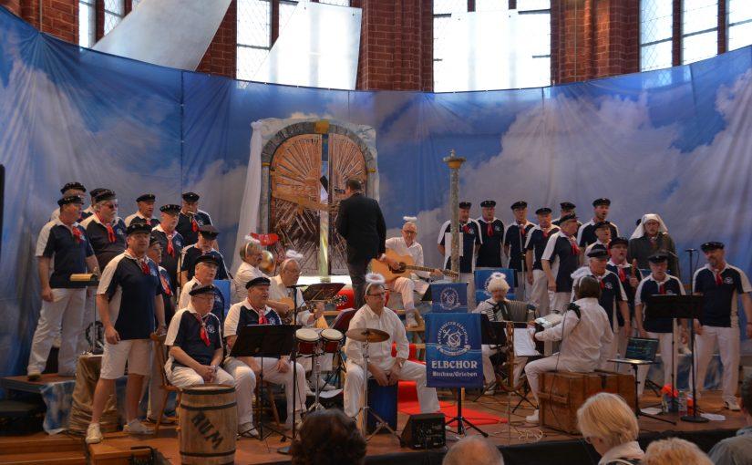 Konzert im Musikforum Katharinenkirche Stendal (30. März 2019)